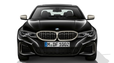 BMW M340i xDrive - full front