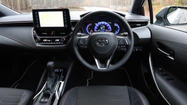 Toyota Corolla - dash