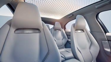 Jaguar I-Pace - studio seats