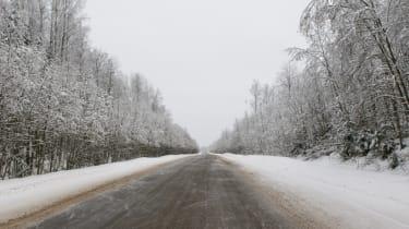 Record breaking roads - Road of Bones, Russia