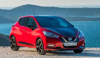 Nissan Micra 2017 petrol - front quarter