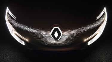 Renault Symbioz - grille