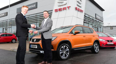 Long-term test review: SEAT Ateca - first report header