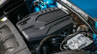 Porsche Macan 2.0 - engine