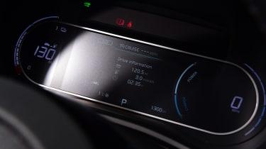 Kia Soul EV - digital dials