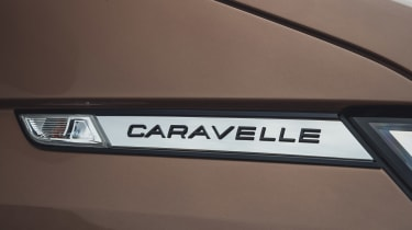 Volkswagen Caravelle - Caravelle side badge
