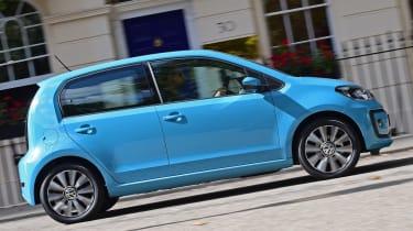 Volkswagen High up! 2016 - side tracking