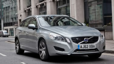 Volvo V60 Plug-in Hybrid front