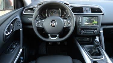 New Renault Kadjar 2015 interior