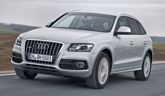 Audi Q5 hybrid front