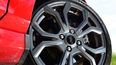 Ford Fiesta ST-Line alloy wheel