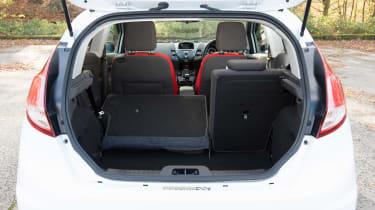 Ford Fiesta 1.0 Mountune - boot