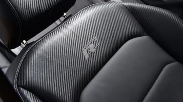 Volkswagen Arteon review - seat logo R