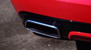 Volvo XC90 long-term test - exhaust