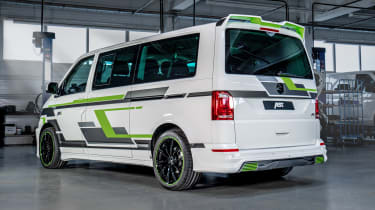 ABT e-Transporter Sportsline rear