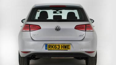 VW Golf Mk7 - rear