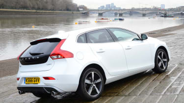 Volvo V40 long-term - first report rear