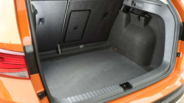 Long-term test review: SEAT Ateca - boot