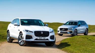 Jaguar F-Pace vs Volvo XC60