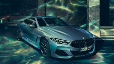 BMW 8 Series Coupe First Edition - front