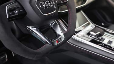 Audi RS Q8 - steering wheel