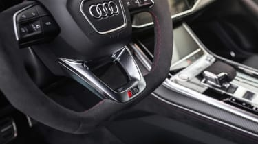 Audi RS Q8 - steering wheel