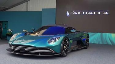 Aston Martin Valhalla - reveal