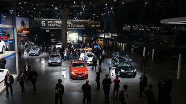 2017 Frankfurt Motor Show - BMW stand