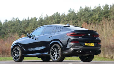 BMW X6 - rear static