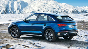 Audi Q5 Sportback TFSI e PHEV