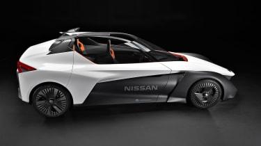 Nissan BladeGlider - side