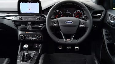 Ford Focus ST Estate - dash