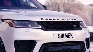 Range Rover Sport HST - grille
