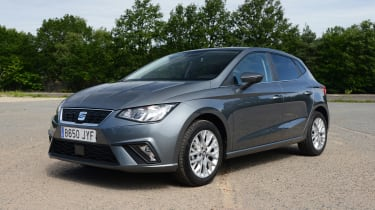 New SEAT Ibiza - front static