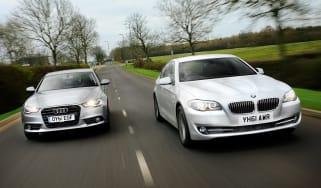 BMW 5 Series vs Audi A6