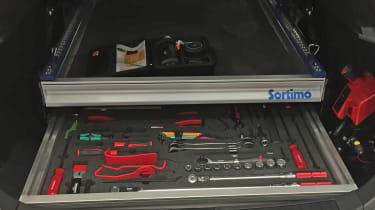 Tesla Model S repair - tools