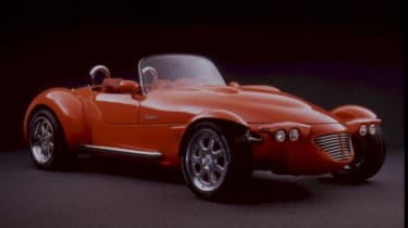 Rinspeed Roadster R+SC-R