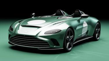 Aston Martin V12 Speedster DBR1 - front