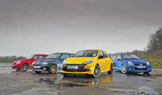 Hot Clios group test