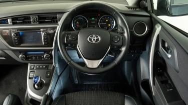 Toyota Auris Mk2 - dash