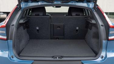 Volvo C40 Recharge - boot