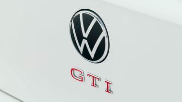 Volkswagen Golf GTI Clubsport 45 - GTI badge