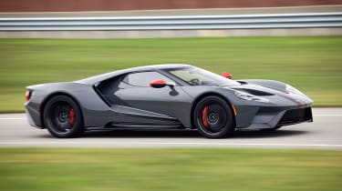 Ford GT Carbon Series - side