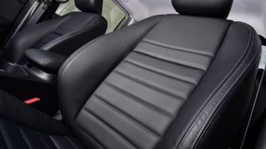 Mercedes X 350 d long-term test - second report seats