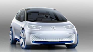 Volkswagen ID Concept - front quarter 2