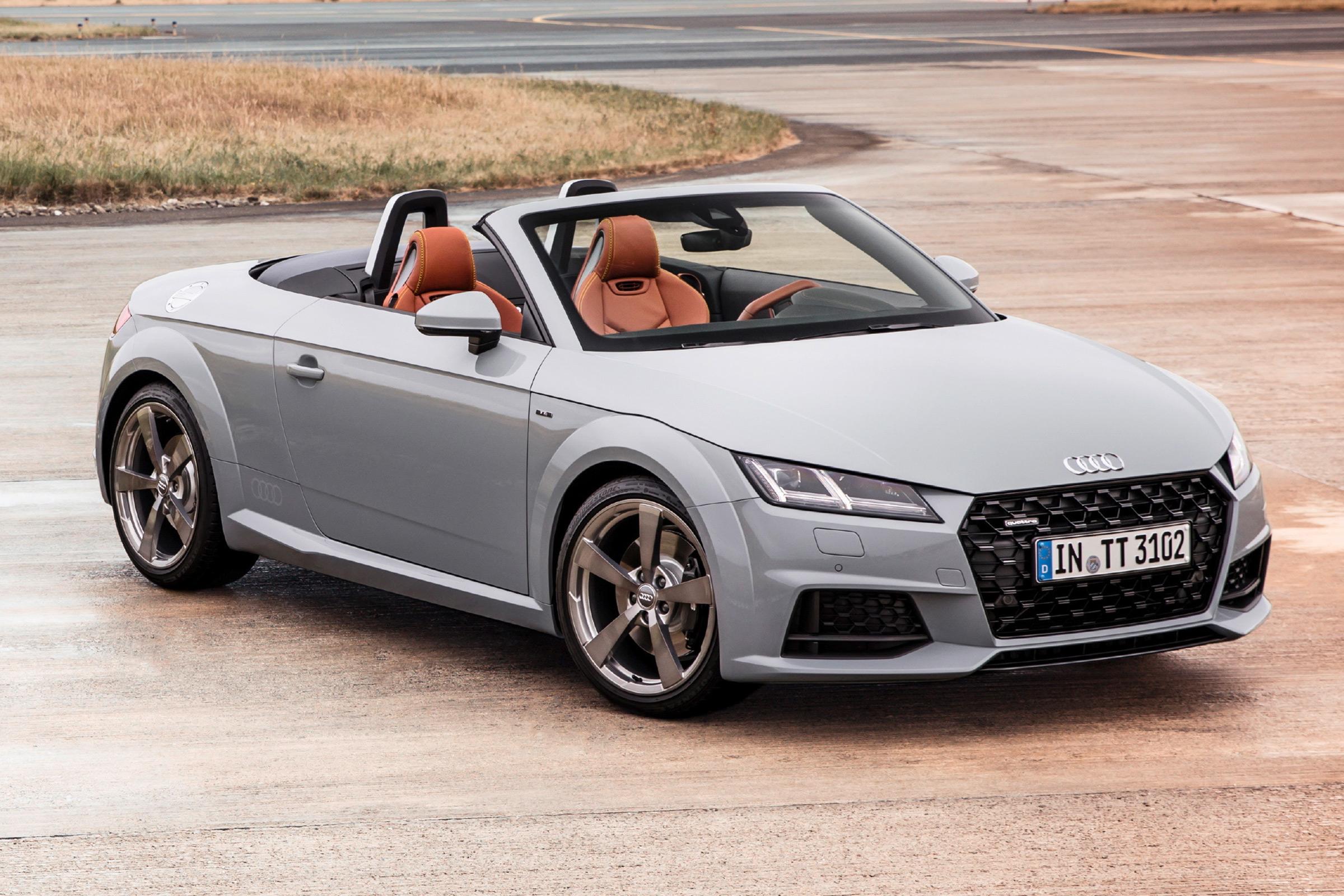 Kelebihan Audi Tt Roadster 2019 Harga
