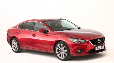 Used Mazda 6 - front