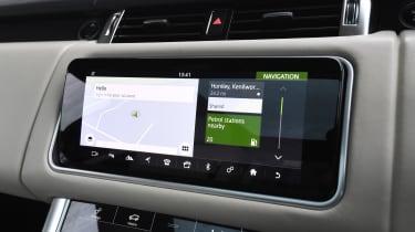 Range Rover Sport - Navigation