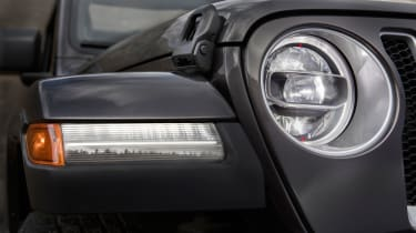 New Jeep Wrangler - headlight