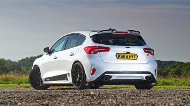 Ford Focus ST Mountune m365 - rear